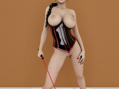 3d bimbos in latex body suits wanna you watch them - Picture 4
