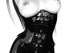 Big boobed 3d chicks with awesome melons going wild - Picture 1