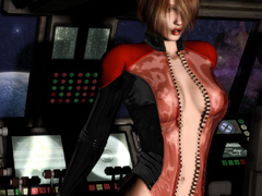 Big boobed 3d chicks with awesome melons going wild - Picture 5