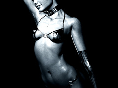 Amazing xxx pics of sex starving babes in shiny latex - Picture 5