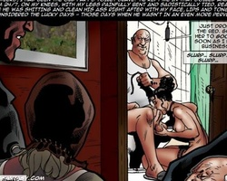 Poor slave girls have no choice and - BDSM Art Collection - Pic 2