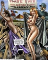 Great bdsm art pics of young slave bimbos gonna be sold on the slave fair.