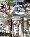 Tied up in hodpital slave girls getting all their holes banged hard. Tags: