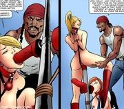 perverted black dudes using