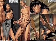 medieval slave babes get