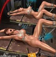 big boobed slave babes