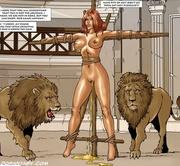 roman sexy slaves getting