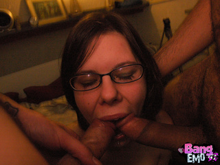 cock sucking homemade emo