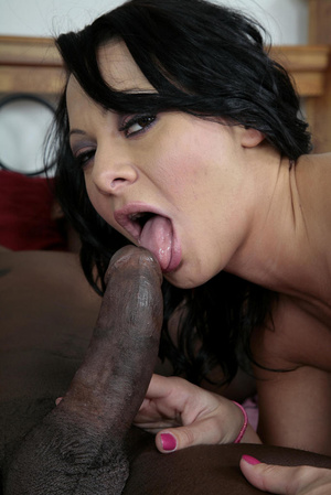 Interracial porn pics of busty wife gets - XXX Dessert - Picture 3