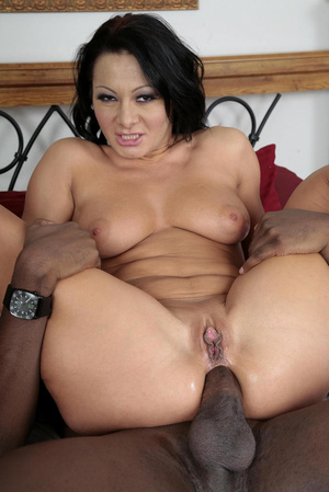 Interracial porn pics of busty wife gets - XXX Dessert - Picture 15