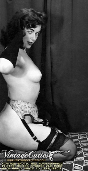 Free vintage porn shots in black and whi - XXX Dessert - Picture 4