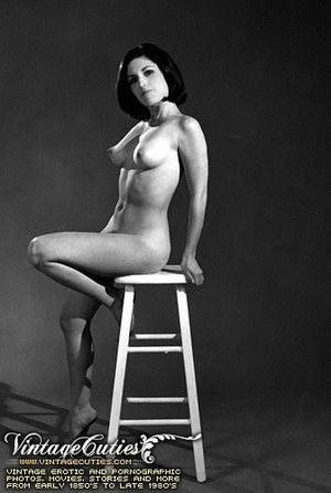 Free vintage porn shots in black and whi - XXX Dessert - Picture 5