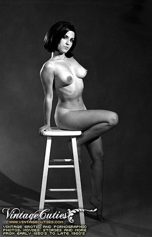 Free vintage porn shots in black and whi - XXX Dessert - Picture 6