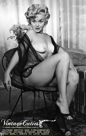 Free vintage porn shots in black and whi - XXX Dessert - Picture 8