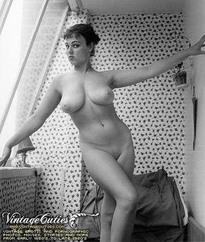 Free vintage porn shots in black and whi - XXX Dessert - Picture 9