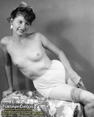 Free vintage porn shots in black and whi - XXX Dessert - Picture 11