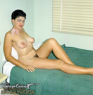 Chubby naked ladies with hairy pussies i - XXX Dessert - Picture 11