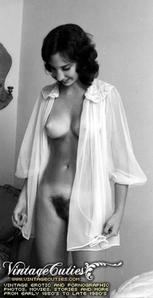 Black And White Vintage Erotica Pictures Of Gorgeous Gir - Xxx Dessert-9863