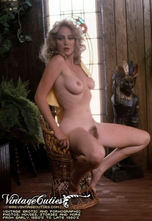 Slutty curly blonde in free vintage porn - XXX Dessert - Picture 11