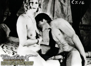 First vintage pornography movie ever mad - XXX Dessert - Picture 6