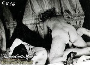 First vintage pornography movie ever mad - XXX Dessert - Picture 7