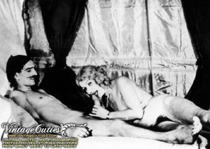 First vintage pornography movie ever mad - XXX Dessert - Picture 8