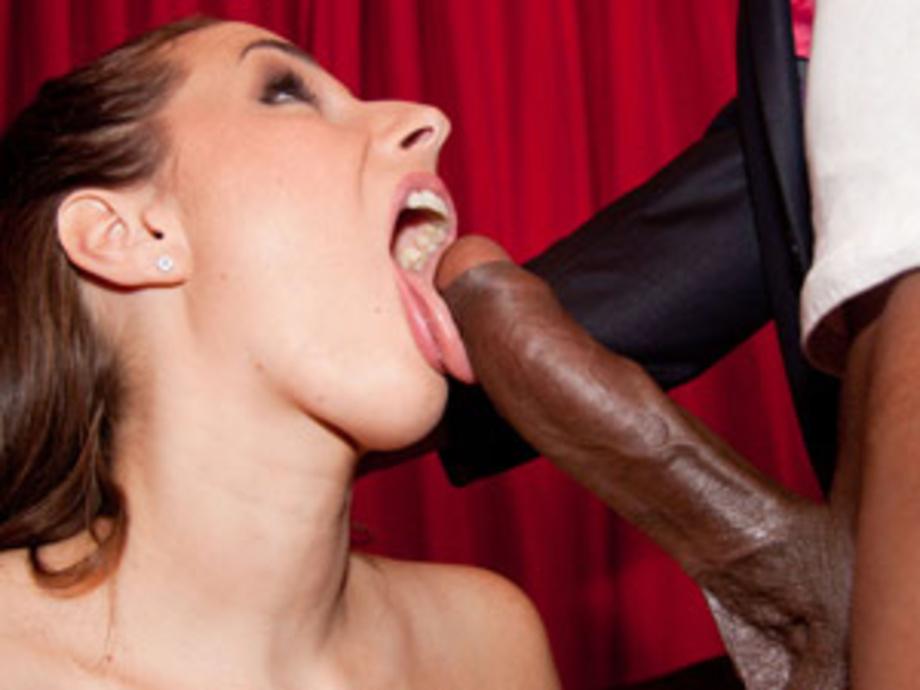 milf en lingerie, interracial