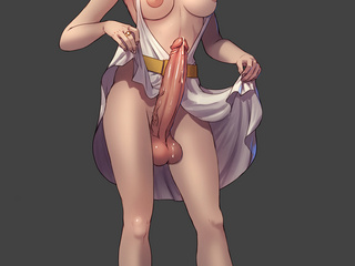 Amazing cartoon trannsexuals have the largest duck - Picture 2