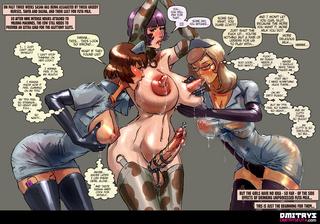 sexy cartoon ladyboys enormous