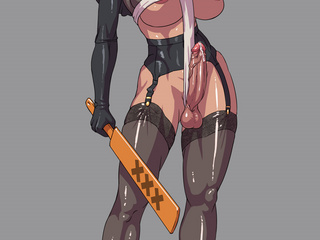 These cartoon transsexuals are always ready for - Picture 2