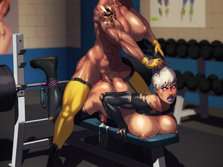 These cartoon transsexuals are always ready for - Picture 3