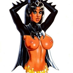 Comics porn pics of awesome toon babes blowing hard - Picture 3