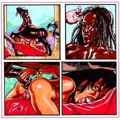 Adul comics porn pics of sex starving nude babes need - Picture 1