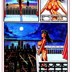 Adul comics porn pics of sex starving nude babes need - Picture 2