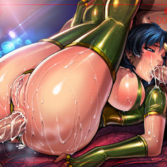 Perfect boobs and butts anime bimbos going hard on - Picture 3