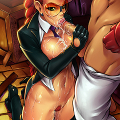 Xxx toon pics of naked busty manga babes being - Picture 1