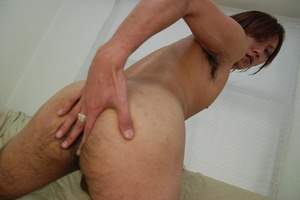 Sexy shaped asian dude slowly undressing - XXX Dessert - Picture 6