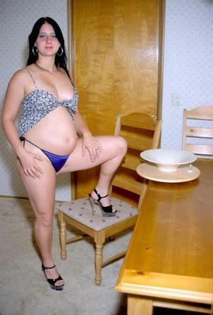 Plump pregnancy porn mother devotes long - XXX Dessert - Picture 5
