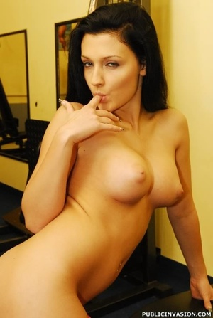 Super sexy babe with perfect boobs gets  - XXX Dessert - Picture 11