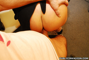 Super busty blonde slut gets fucked from - XXX Dessert - Picture 15