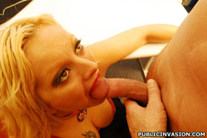 Super busty blonde slut gets fucked from - XXX Dessert - Picture 16