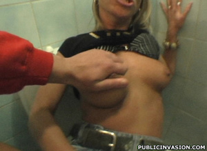 Lusty blonde in hard fucking action with - XXX Dessert - Picture 12