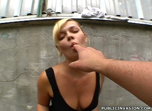 Perfect tits cutie wants stranger fucks  - XXX Dessert - Picture 6