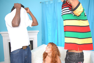 Goig shy, but agreeing upon redhead puss - XXX Dessert - Picture 6