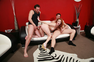 Both guys not stopping to booze nude red - XXX Dessert - Picture 11