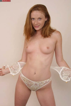 Some dirty redhead porn from young well- - Picture 7
