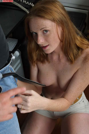 Some dirty redhead porn from young well- - Picture 12