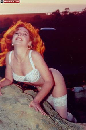 That nude redhead look so brisk when pul - XXX Dessert - Picture 3