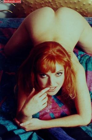 That nude redhead look so brisk when pul - XXX Dessert - Picture 7