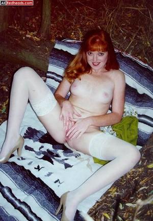 That nude redhead look so brisk when pul - XXX Dessert - Picture 8